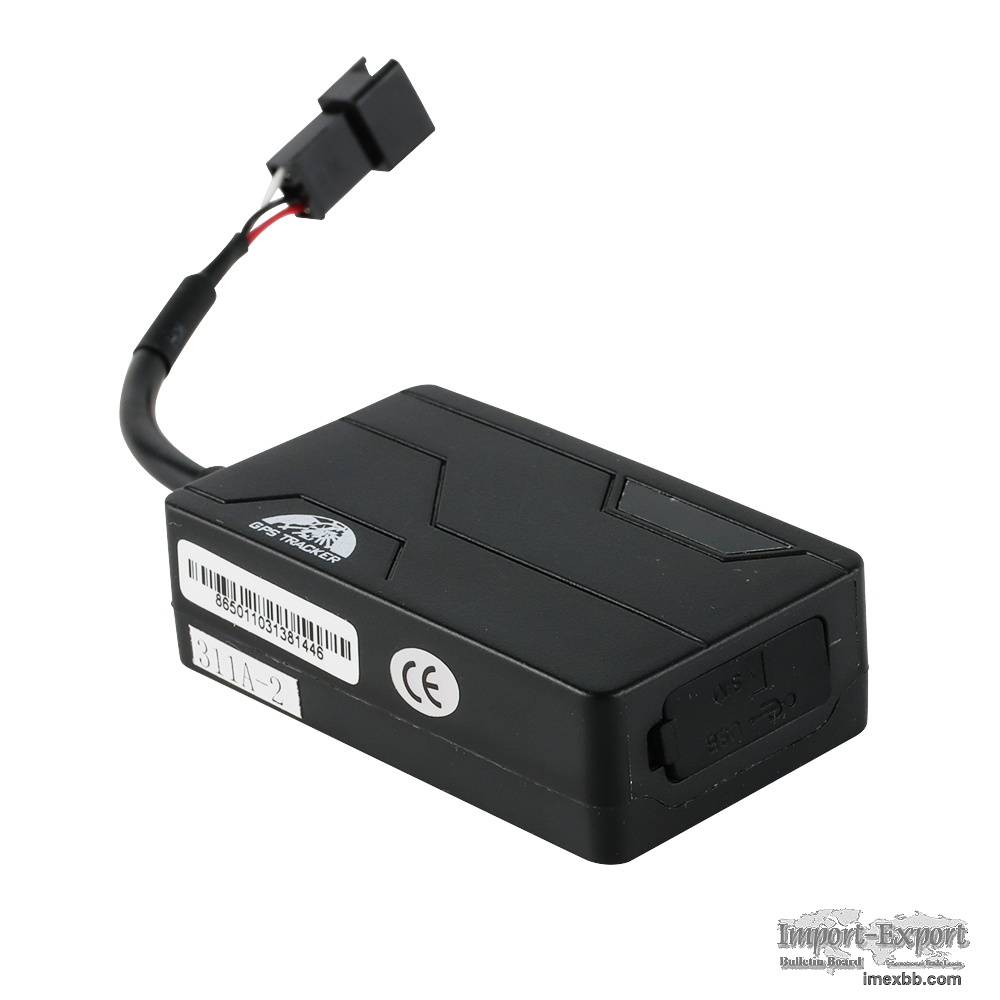 Cheap Gps Car Tracker 311 with Auto track continuously and Alarm