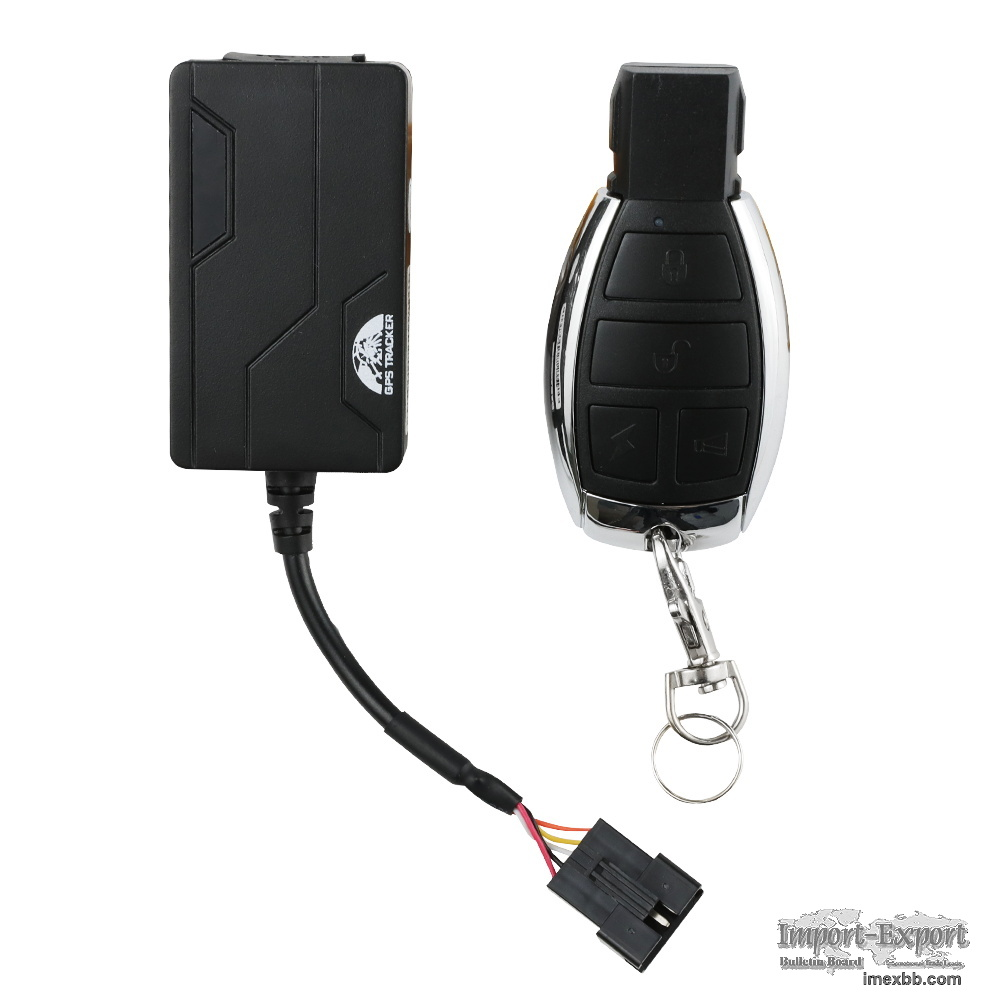 Gps Car Tracker 311B with Auto track continuously and Alarm Function