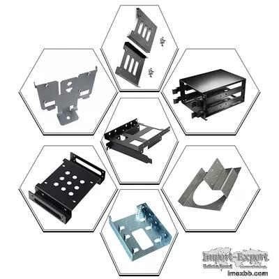 0.05mm Tolerance Sheet Metal Machining Processes