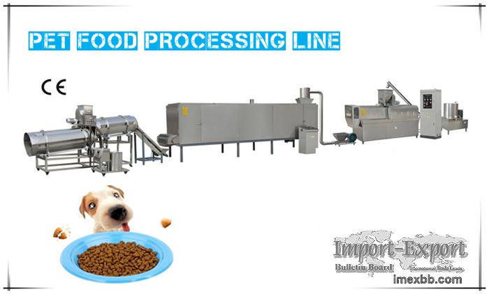 Pet Food Extruder