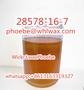 Manufacturer Supply Pmk Powder, New Pmk Oil CAS 28578-16-7