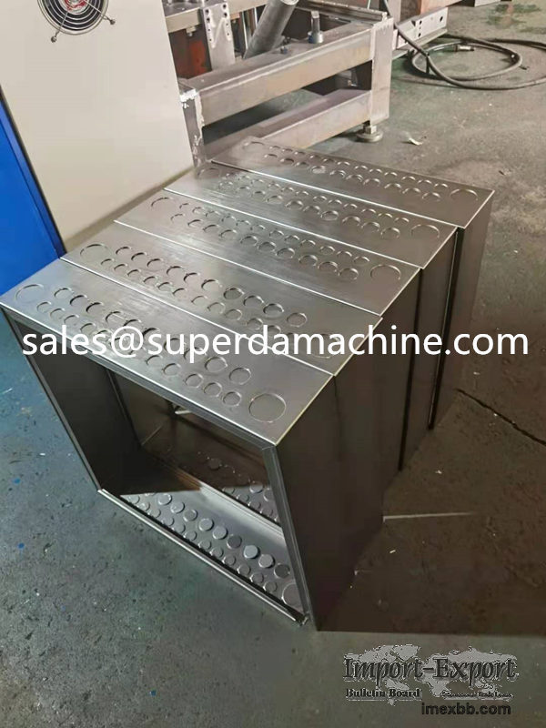 Electrical Switch Board Roll Forming Machine