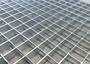 Anti Skid Q345 Welded Steel Grating 1250mm Width Hot Dip Galvanized