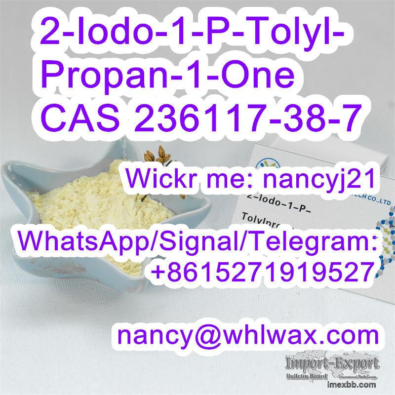 2-Iodo-1-P-Tolyl-Propan-1-One CAS 236117-38-7 Wickr nancyj21
