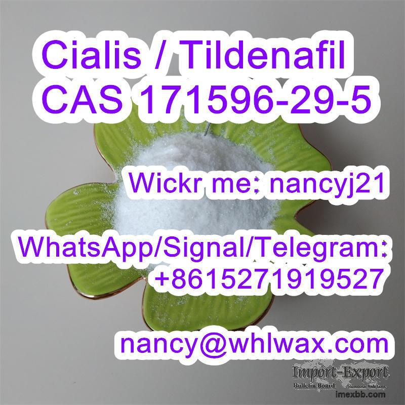 Cialis / Tildenafil CAS 171596-29-5 Wickr nancyj21