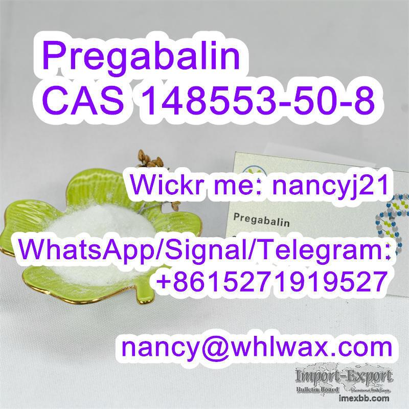 Pregabalin CAS 148553-50-8 Wickr nancyj21