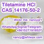 Tiletamine HCl CAS 14176-50-2 Wickr nancyj21