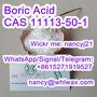 Boric Acid CAS 11113-50-1 Wickr nancyj21