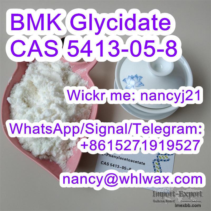 BMK Glycidate Powder CAS 5413-05-8 Wickr nancyj21