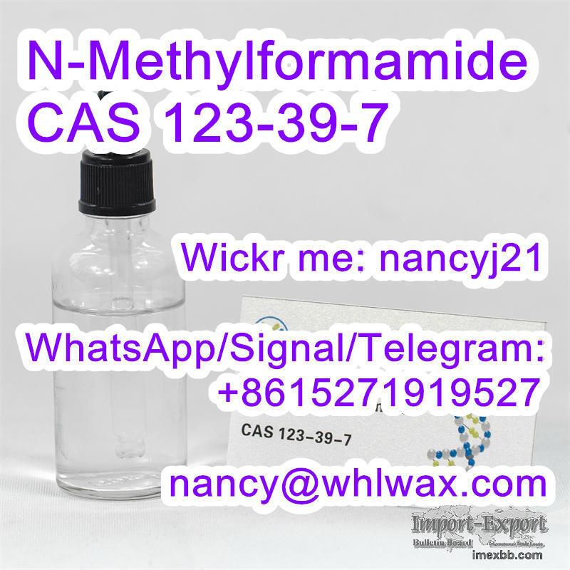 N-Methylformamide CAS 123-39-7 Wickr nancyj21