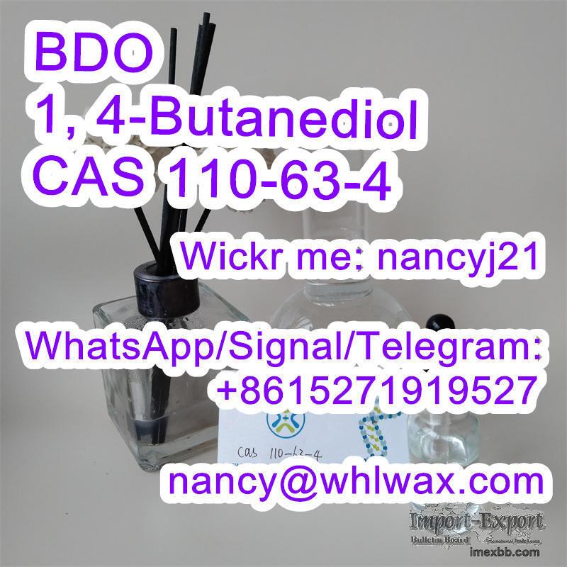 BDO / 1, 4-Butanediol CAS 110-63-4 Wickr nancyj21