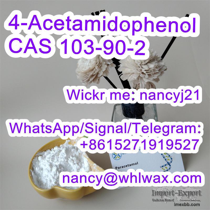 4-Acetamidophenol CAS 103-90-2 Wickr nancyj21