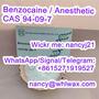 Benzocaine / Anesthetic CAS 94-09-7 Wickr nancyj21