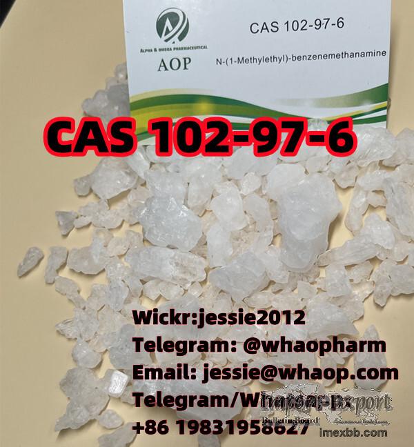 Big Promotion!CAS:102-97-6 Crystal N-Isopropylbenzylamine Wickr:jessie2012