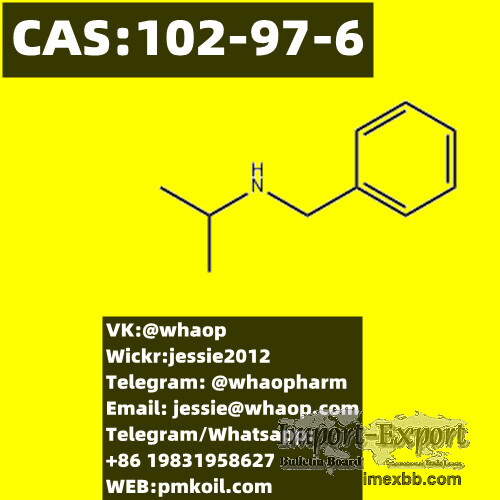 CAS:102-97-6 Cheap Price N-Isopropylbenzylamine Wickr:jessie2012