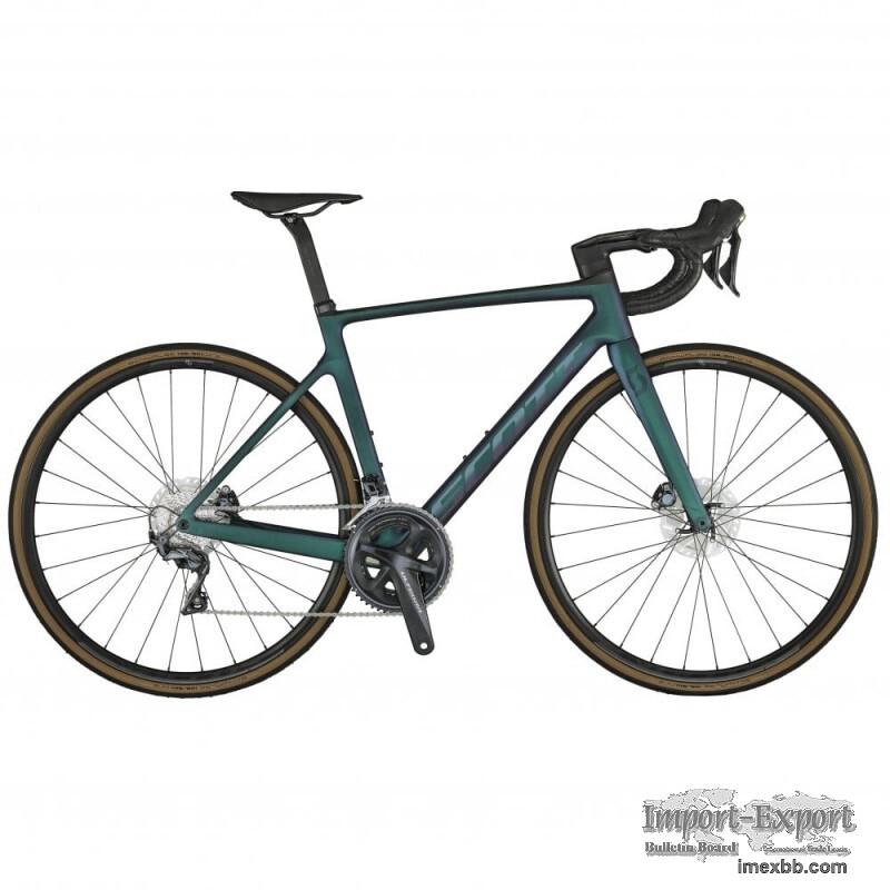 Scott Addict RC 30 Road Bike 2021 (CENTRACYCLES)
