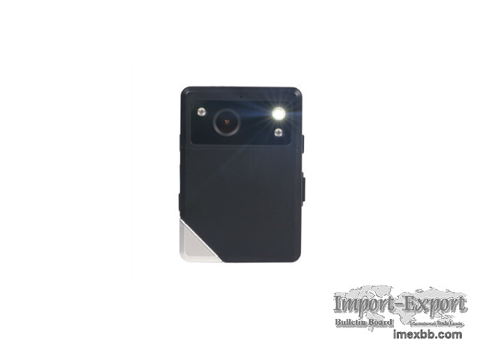 Full HD 32 Megapixel Police Body Worn Camera 1080P Without Screen