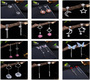 925 Sterling Silver fashion exquisite design earring
