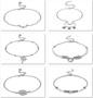 High quality 925 Sterling Silver bracelets