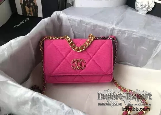 Girl Rose Sheepskin Cross Body 19cm Luxury Chain Bag One Shoulder