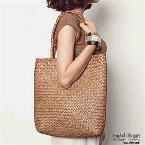 New Style Straw Handbag Handwoven, Carrying Handbag, Tote Bag #H231