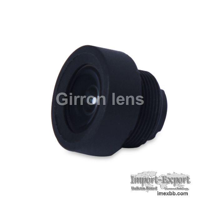 JX017-001-650 CCTV camera vehicle camera lens 2.36mm M12 Φ6.75mm