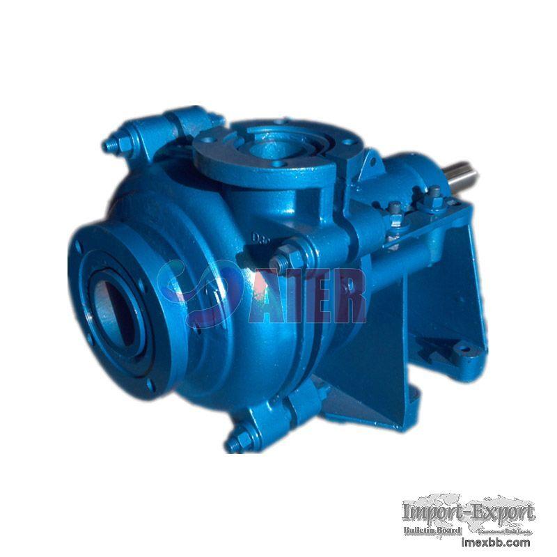 WA Heavy-duty Slurry Pump