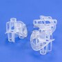 Plastic Heilex Rings as Absorption Tower Packing
