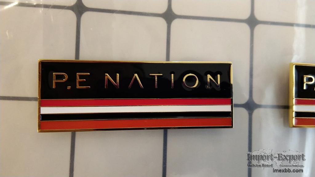 Wholesale Custom Badge, Custom Nameplate