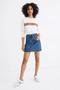 Organic Cotton Denim Skirts