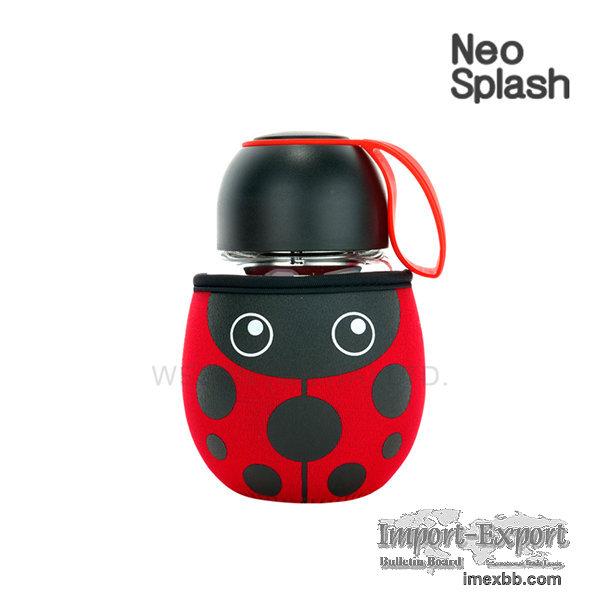 Neoprene Bags Kid's Bottle Cover Animal Character
