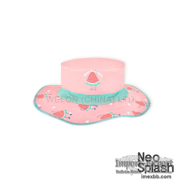UV protection hat for kids