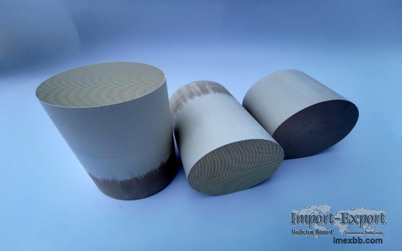 Exhaust Three-Way Catalyst Used In 3 Way Catalytic Converter Universal Euro