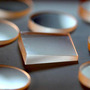 45 Degree Laser Reflector Optical Windows