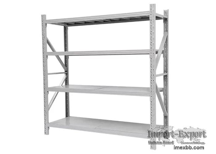 Multi Level 2000mm Height 4 Tier Storage Shelves Loading 200 - 800KG / Leve