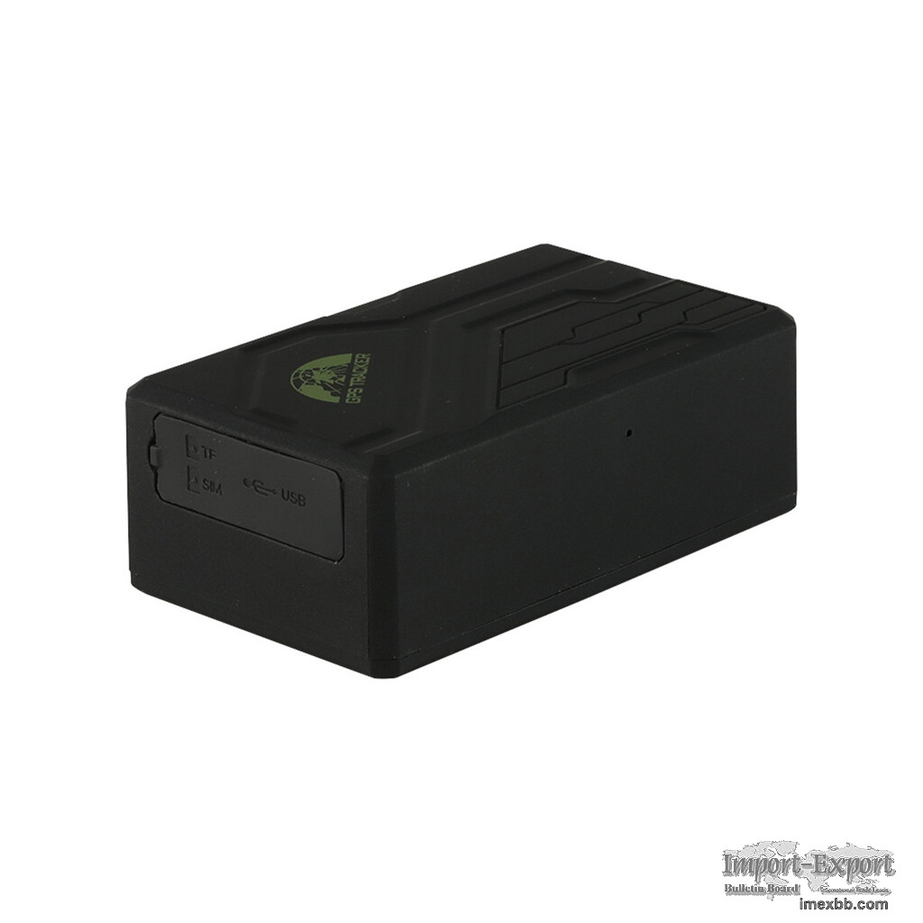 10000mAh Battery Long Standby GPS Tracker for Truck Car Tk108