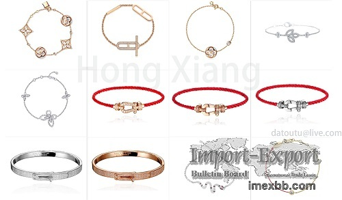 Beautiful Chinese Red String Bracelet