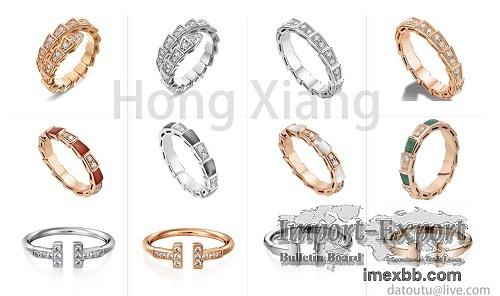 Couple Ring Exquisite Valentine's Day Gift