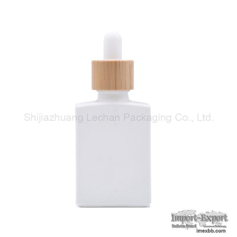 Square Glass Perfume Bottle