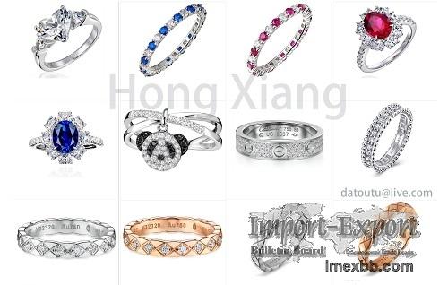 Panda Shape Ring Animal Shape Ring Cute Funny Ring