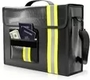 Non Itchy Fireproof Document Bag 17 X 12 X 5'' Fiberglass Waterproof Laptop