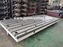 Cast iron T slots clamping platform