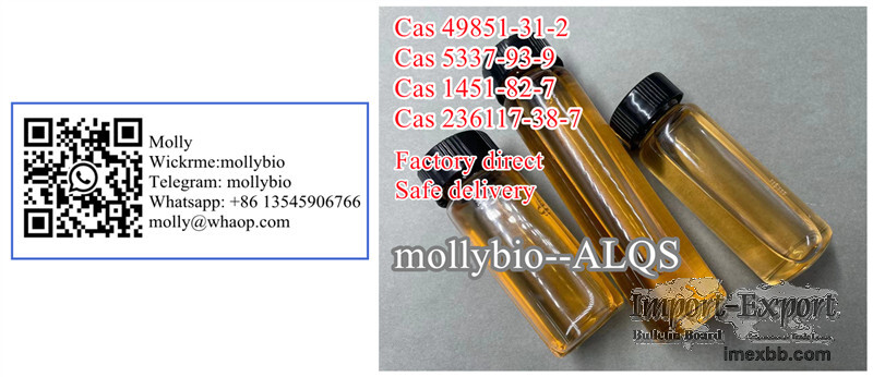 Cas 49851-31-2 2-Bromo-1-phenyl-1-pentanone Russia safe delivery