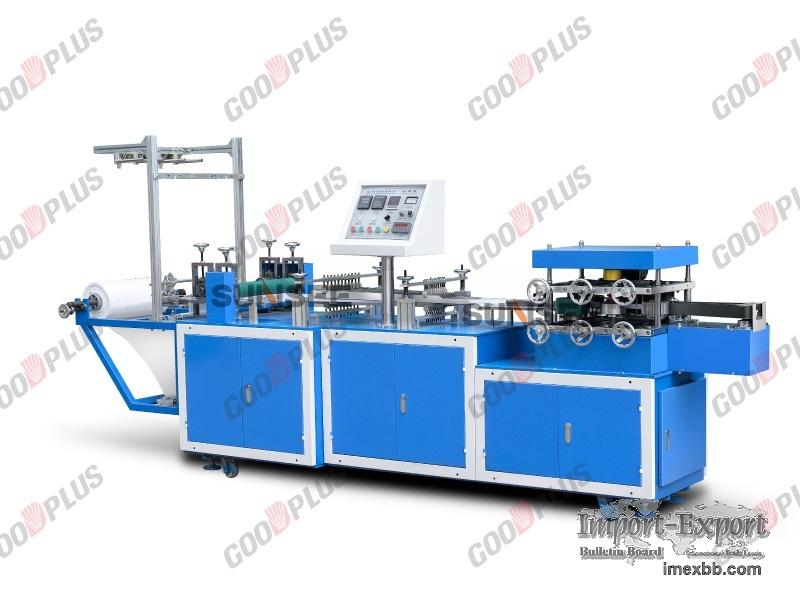 Automatic Bouffant Cap Making Machine