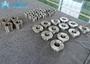 ZR60702 Titanium Forging ASTM B550 Titanium Alloy Ring