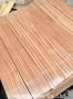 Sapele Engineered Wood Flooring Veneer Quarter Cut 0.45mm Thickness