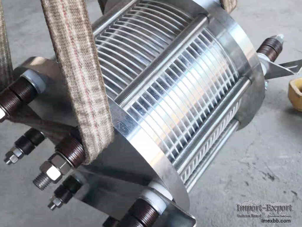 Green hydrogen electrolyser Industrial Hydrogen Generator