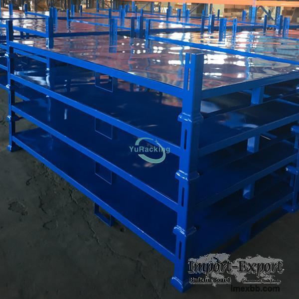Stackable Fabric Racking