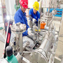 Hydrogen manufacturing companies hydrogen energy plant