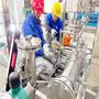 Hydrogen equipment hydrogen generation plant